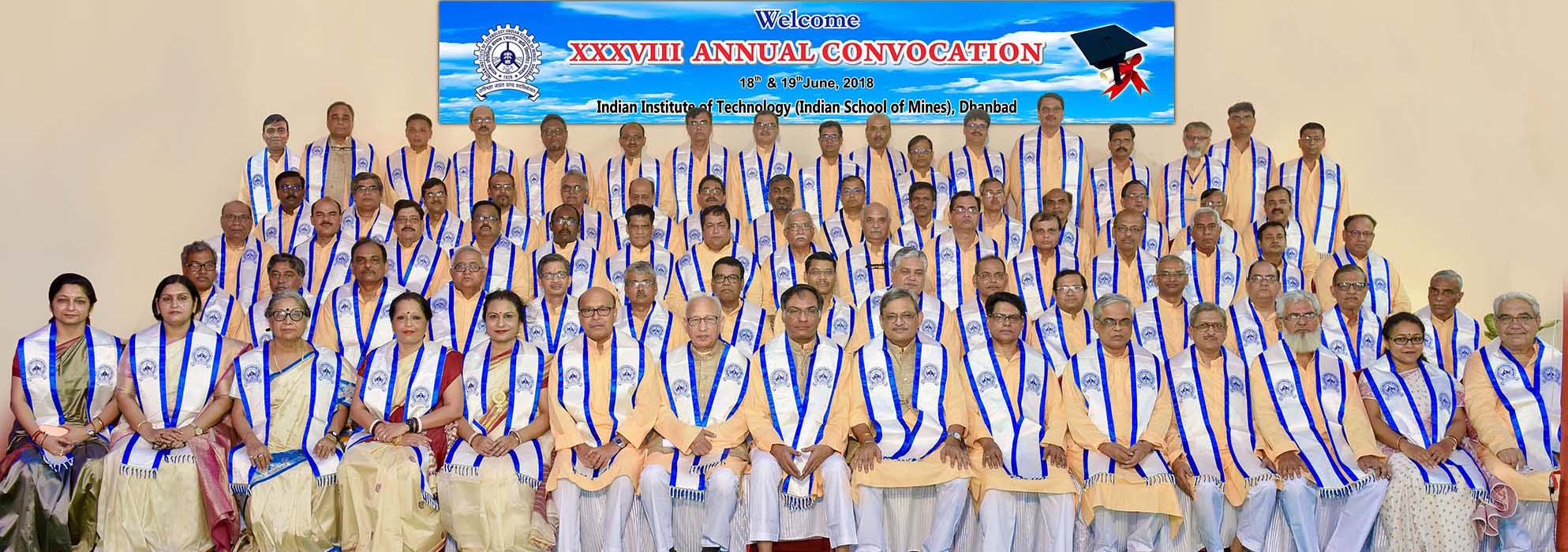 IIT (ISM) Dhanbad 2018 Convocation